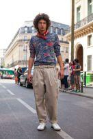 Paris Men's Fashion 2016 Street Style
